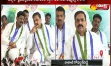 MPTC And ZPTC: YSRCP Victory Celebrations In Venkatagiri In Nellore