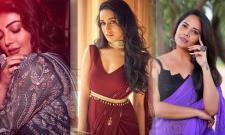 Social Halchal: Anasuya, Raashi Khanna, Shraddha Kapoor Photos - Sakshi