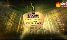 Sakshi Excellence Awards 2019 & 2020