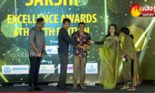 Mahesh Babu Bags Sakshi Excellence Award For Most Popular Actor 2019