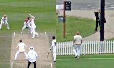 Hilton Cartwright Creates History First Class Cricket Smash Gigantic Six - Sakshi