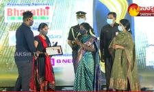 Sakshi Excellence Award 2019 & 2020 To Late Army Jawan Bongu Babu Rao
