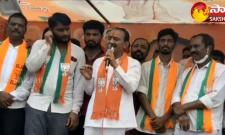 Etela Rajender Fires On TRS Party & CM KCR