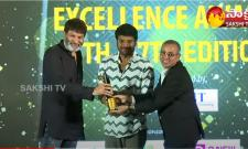 Anil Ravipudi Bags Sakshi Excellence Award For Most Popular Director