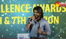 Anand Deverakonda Bags Sakshi Excellence Award For Best Debut actor For Dorasani