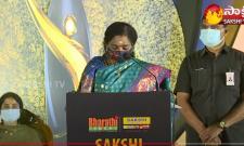 Sakshi Excellence Awards Program Telangana Governor Tamilisai Soundararajan Speech