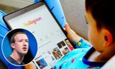 Facebook Holds Child Instagram App After Criticism - Sakshi