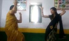 Viral Video: Five Teachers Suspended Over Dancing In Classroom At Agra - Sakshi