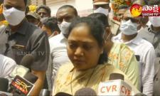 AP Home Minister Mekathoti Sucharitha Lashes Out Pawan Kalyan