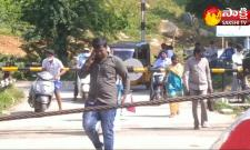 Public Face To Face On Bhuvanagiri Railway Gate Problems