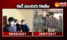 Sakshi Ground Report On Tollywood Ravi Teja ED Investigation