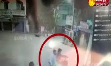 Group Attack On Young Man In Srikalahasti