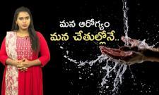 sakshi special video on global handwashing day