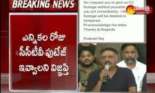 Prakash Raj Letter To Election Officer Krishnamohan