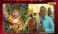 dussehra navarathri celebrations in sagara giri kanaka durga temple