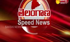 Sakshi Speed News Telangana Top Headlines 14 October 2021