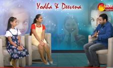 Jabardasth Yodha and Deevena Exclusive Interview