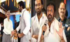Mohan Babu Talks In Manchu Vishnu Oath Ceremony As MAA President - Sakshi