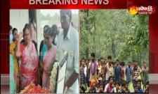 Maoist Top Leader RK Funerals Performed At Telangana Border Photos Released