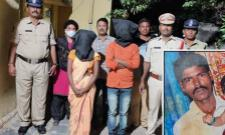Wife Assassinated Her Husband With Lover In Kurnool District - Sakshi