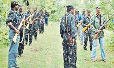 Maoists Strategy To Protect Cadre Decision To Go To Nagaland - Sakshi