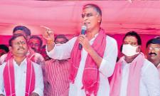 Telangana: Harish Rao Challenge To Kishan Reddy And Etela Rajender - Sakshi