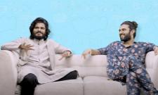 Vijay Devarakonda and Anand Special Interview for Promotions of Pushpaka Vimanam - Sakshi
