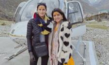 Samantha My Mom Said Message Share On Instagram Story - Sakshi