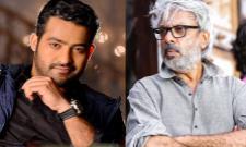 Jr NTR Make His Bollywood Debut With Sanjay Leela Bhansali Epic Movie - Sakshi