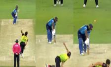 Mitchell Starc Delivers 2nd Fast Ball Out Kusal Perera T20 World Cup 2021 - Sakshi