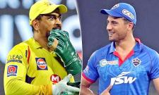 Marcus Stoinis Reveals Interesting Conversation With MS Dhoni - Sakshi