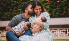 Dinesh Karthik And Dipika Pallikal Blessed With Two Baby Boys - Sakshi