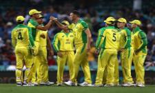 Mitchell Starc a doubt for Australias match against Sri Lanka - Sakshi