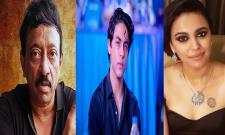 Aryan Khan gets bail celebreties RGV Swara and sonu reacts - Sakshi