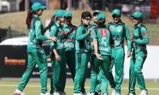 Three Members Of Pakistan Womens Cricket Team Test Covid Positive - Sakshi