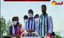 ysrcp candidate doctor sudha rally in budwel