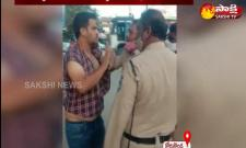 young man attack on police constable