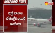 Tata Sons Win Air India Bid