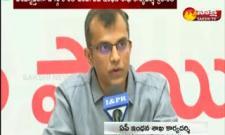 Nagulapalli Srikanth Said Shortage Of Coal Across The Country