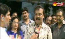 Naresh Fire On Prakash Raj