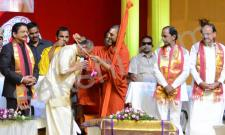 chinnajeeyar 60th birthday celebrations
