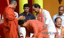Shri Tridandi Srimannarayana Ramanuja Chinna Jeeyar Swamy sasti sphurti