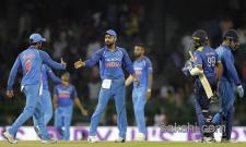 india won by 168 runs in fourth one day