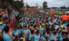 airtel hyderabad marathon run