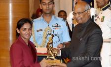 National Sports and Adventure Award 2017 function