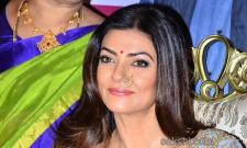 Sushmita Sen launches Sashi Vangapalli Store