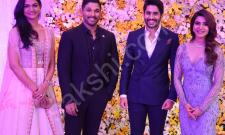 ChaySam Wedding Reception - Sakshi