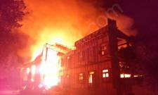 fire accident in annapurna studio - Sakshi