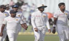 india srilanka first test draw - Sakshi