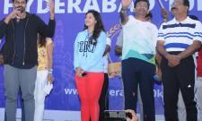 Hyderabad 10K and 5k Run - Sakshi